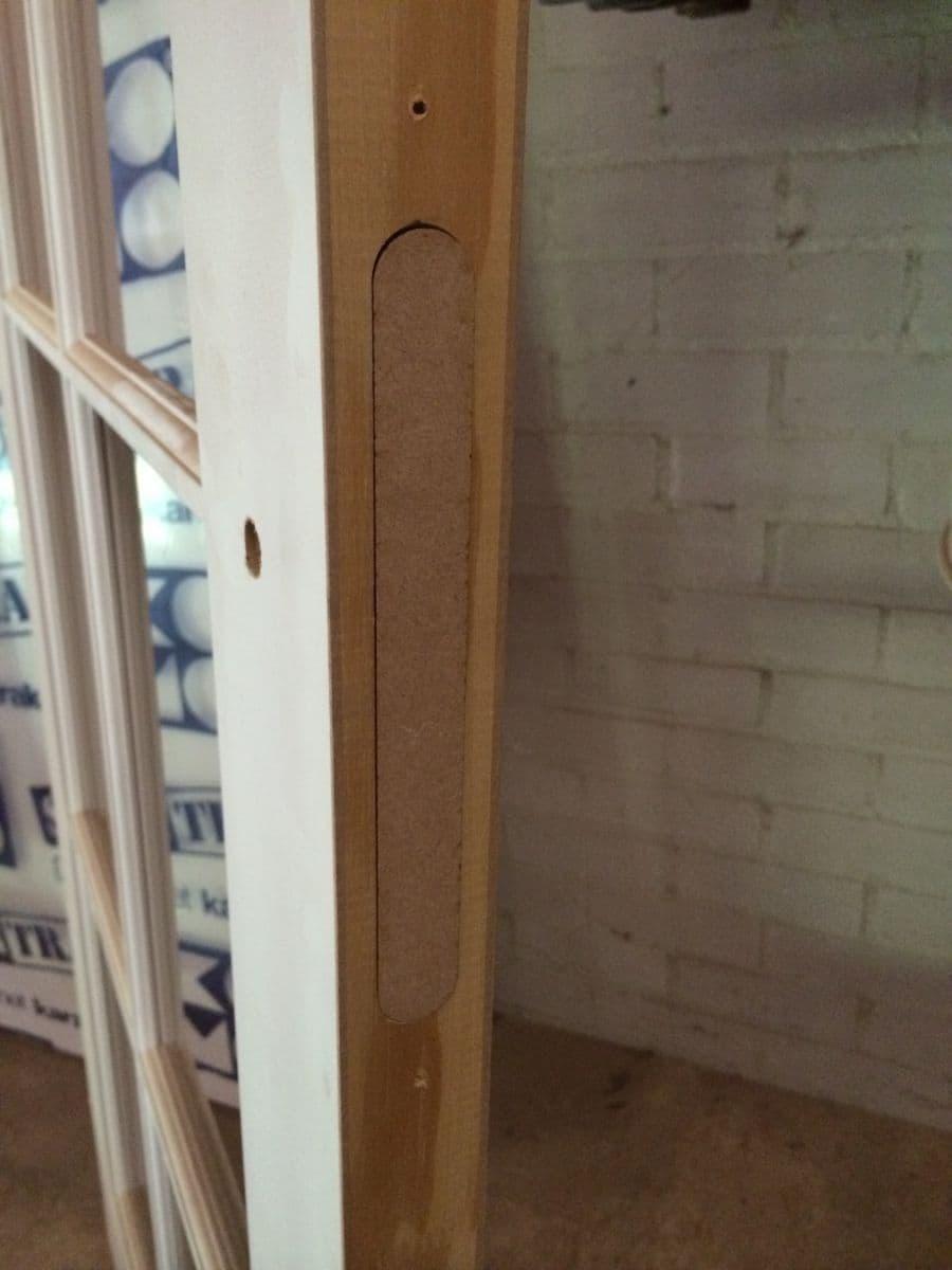 247wood renovatieplaat slot 174x20