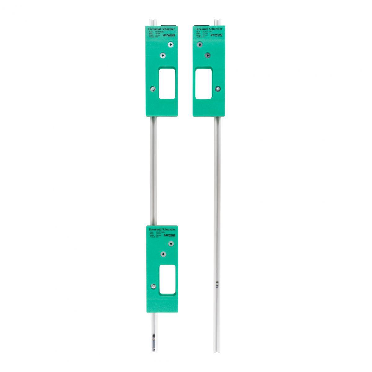 3 piece router template set size 89x89