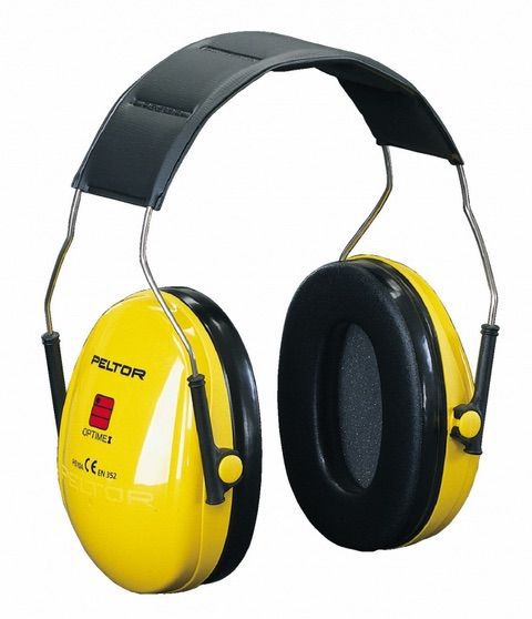 3m peltor optime hearing protection