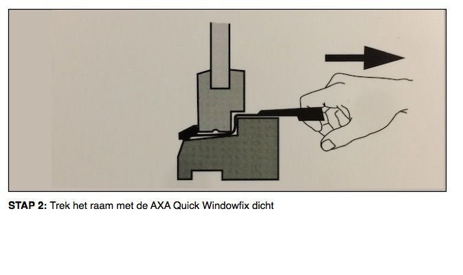 axa quick windowfix