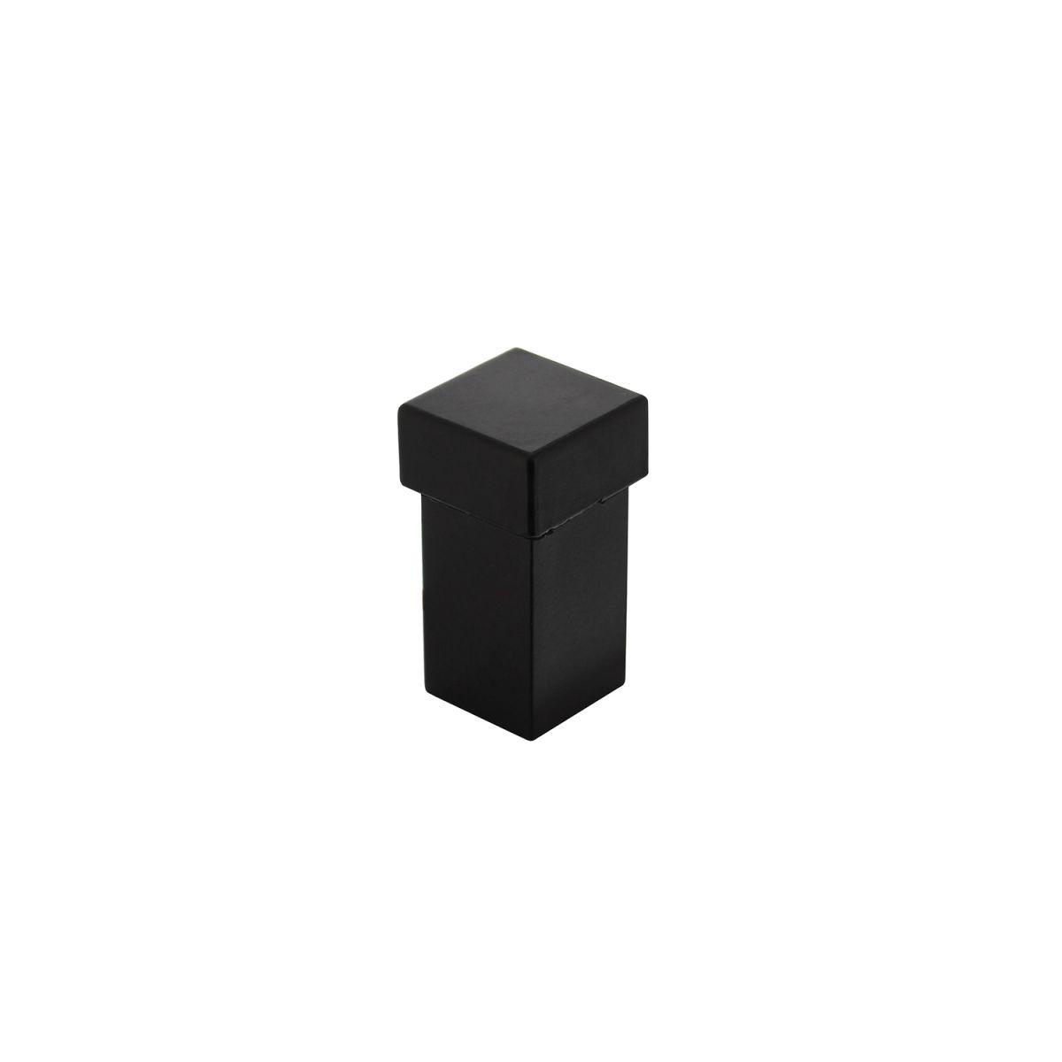 black doorstop square