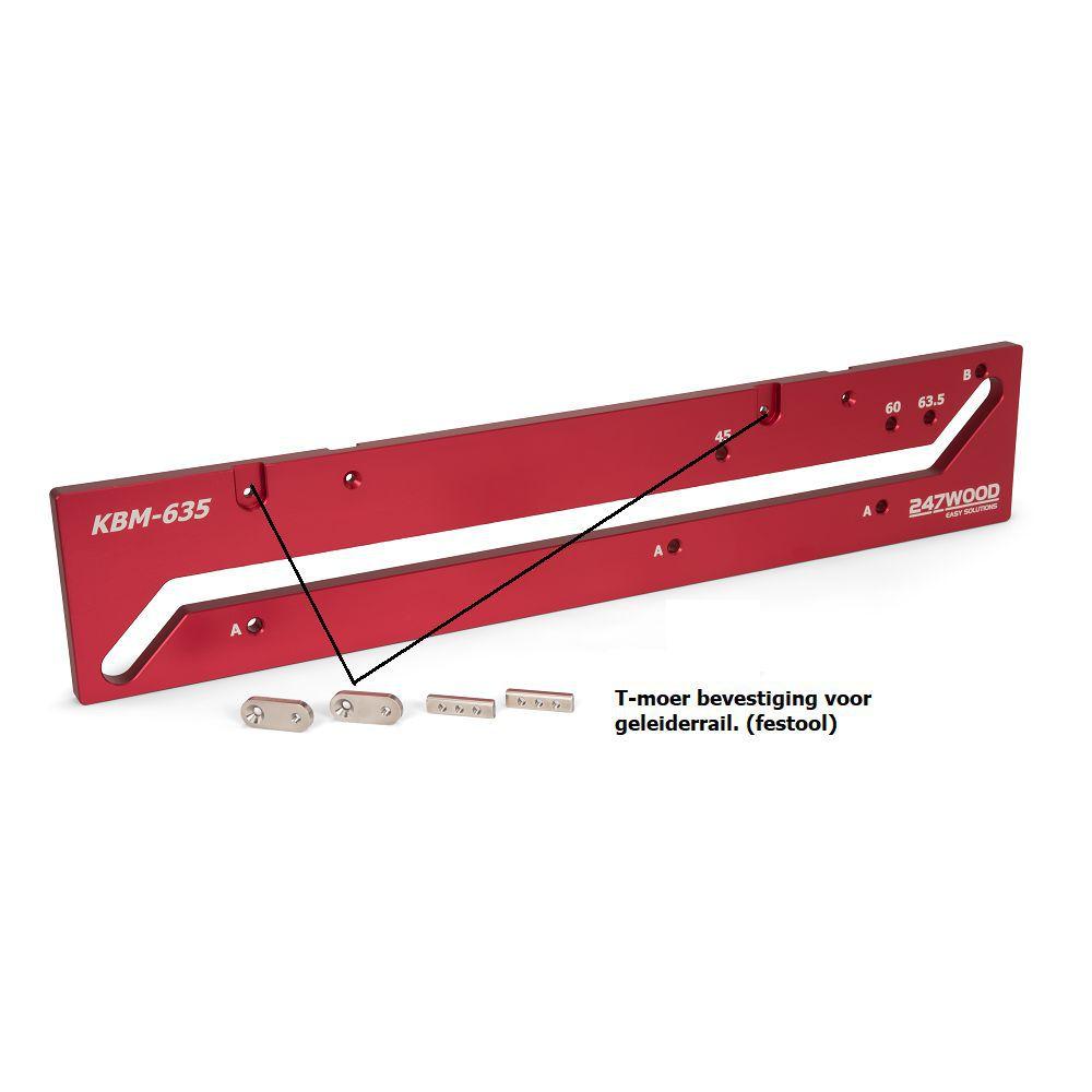 counter top cutter kbm635 set