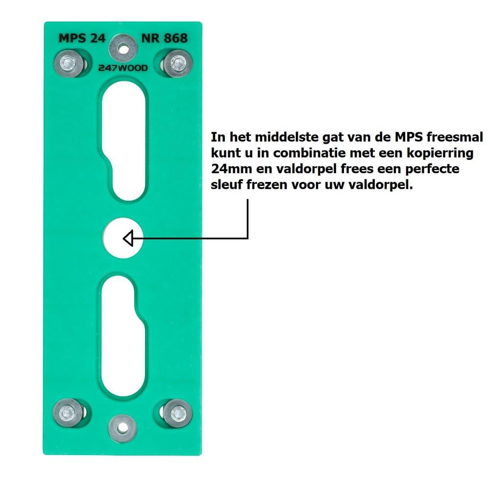 dropseals profile cutter d18 l90