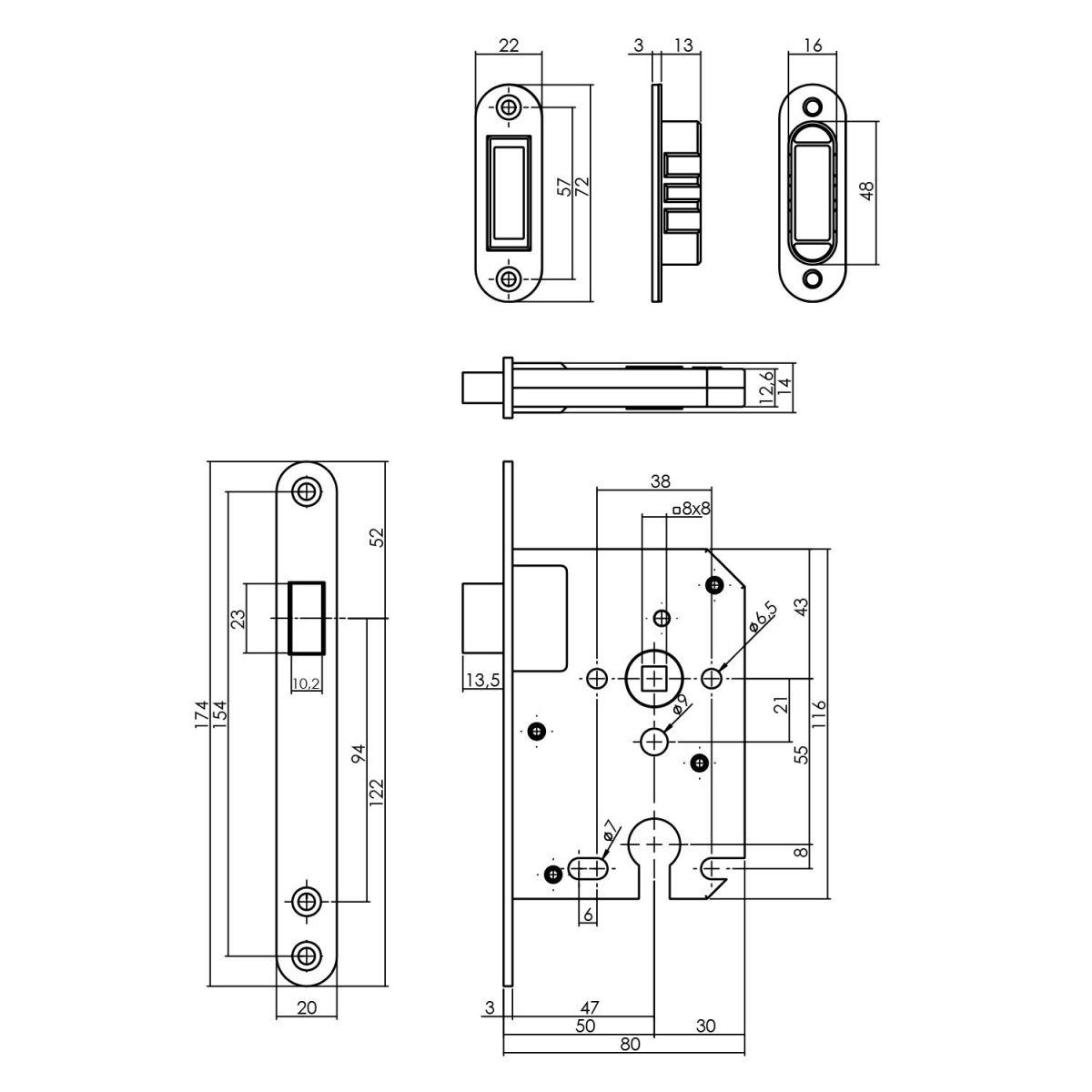 magneetcilinderslotmetrvsvoorplaat6796nlgjpg