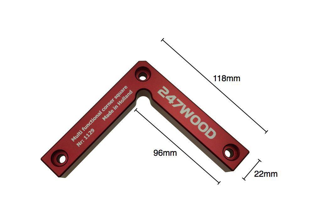 mft precision clampsquares