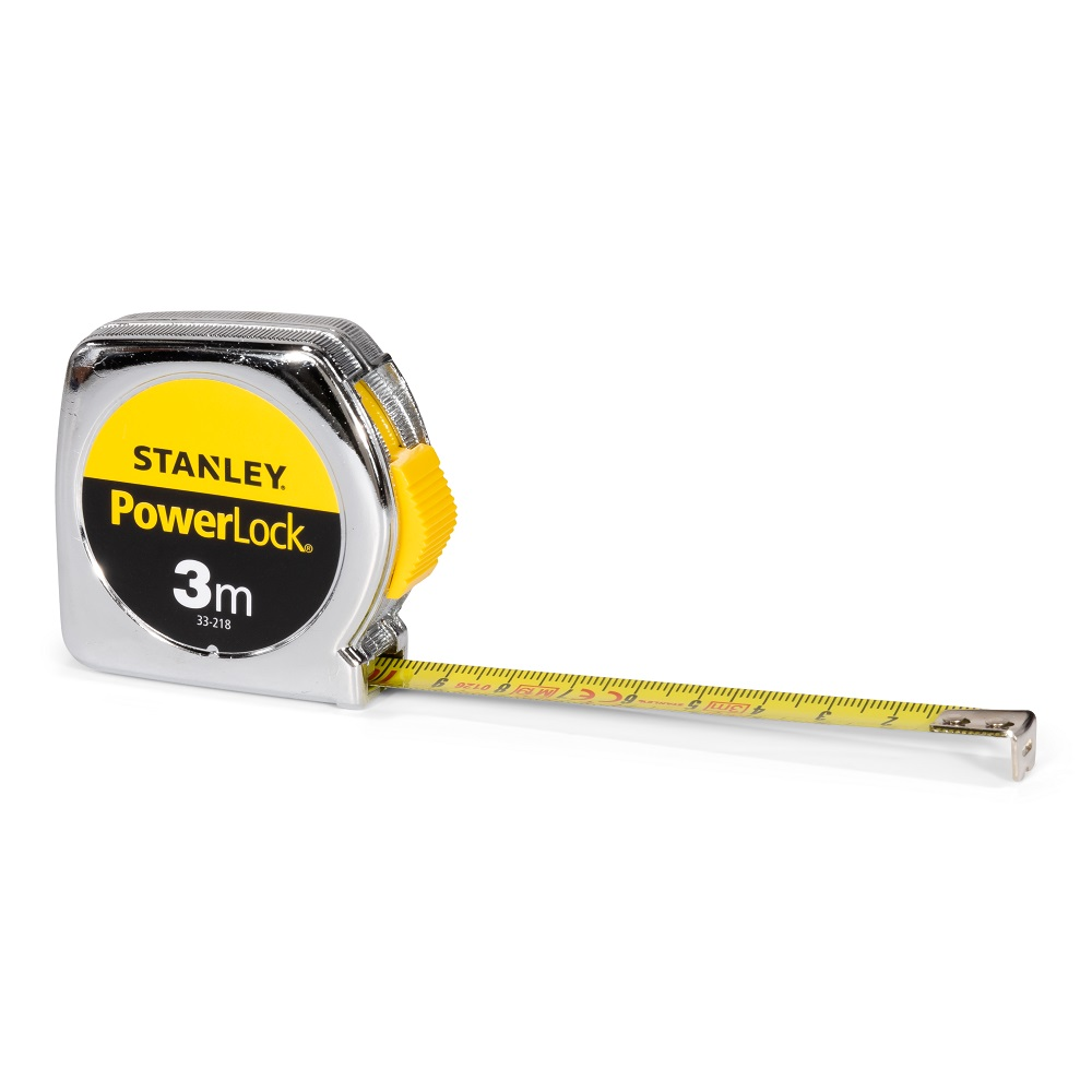 power lock measuring tape 3m