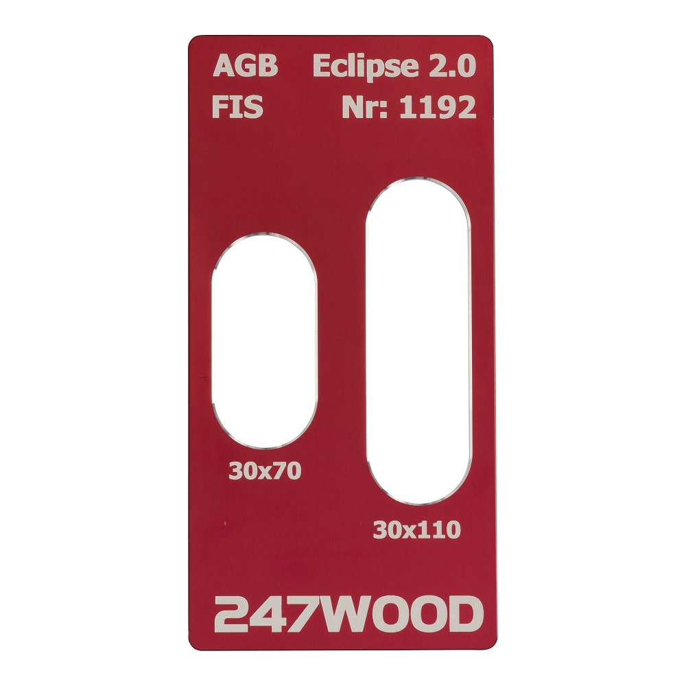 router template agb eclipse 20 110x30