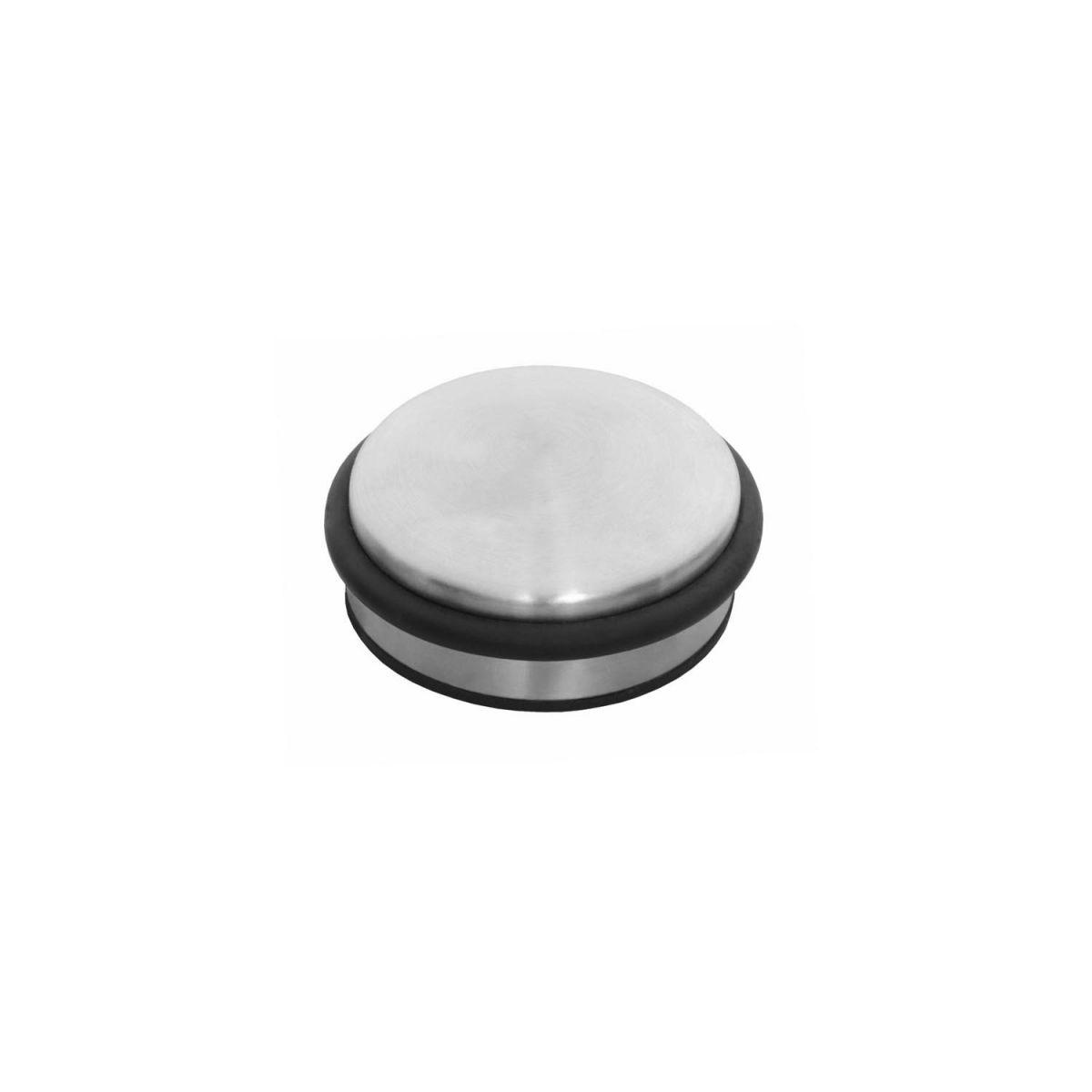 stainless steel doorstop puck