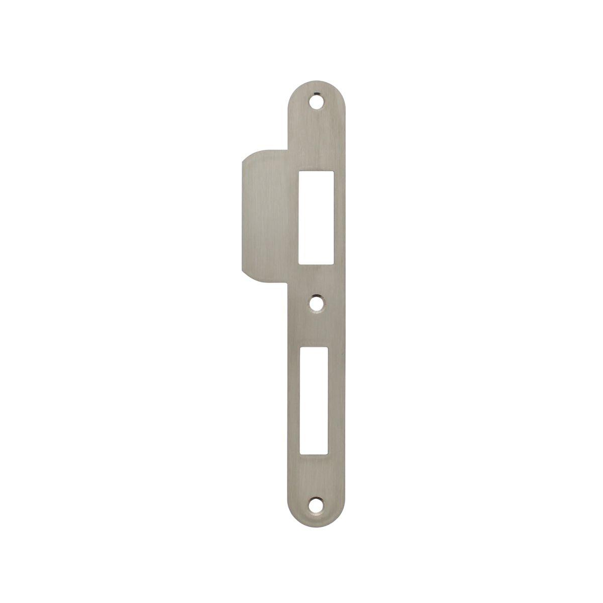 strike plate vhc lock 72 mm left stainless steel