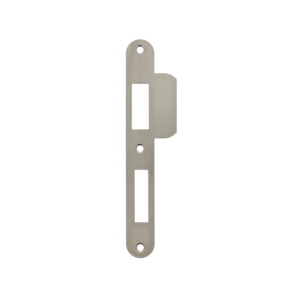 strike plate vhc lock 72 mm right stainless steel