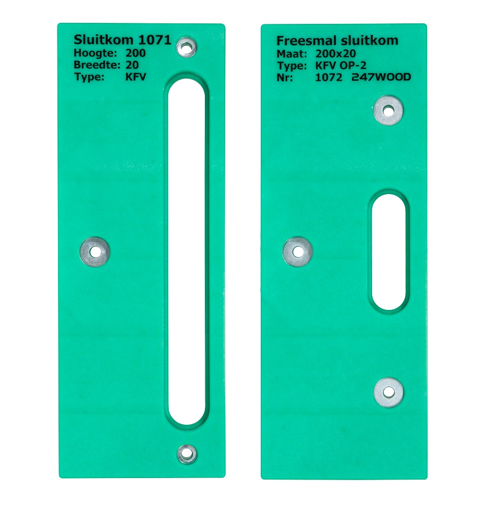 strike pocket kfv magnet ic lock 200x20