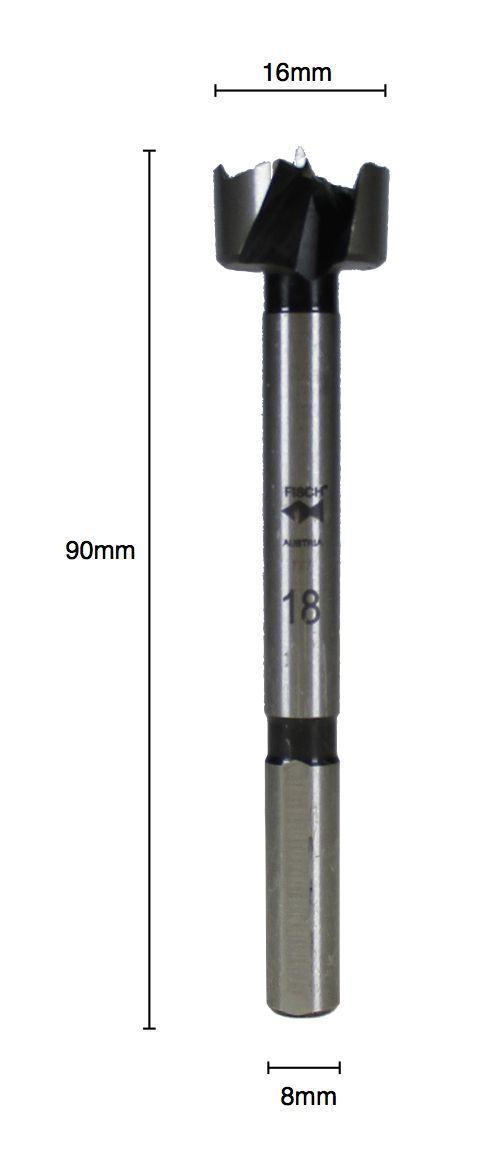 wavecutterdrill 18mm
